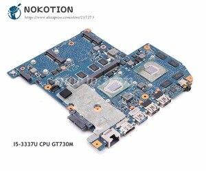 NOKOTION для Acer aspire M3-580G материнская плата для ноутбука GT730M JM50 NBM5J11005 основная плата SR0XL I5-3337U CPU 4 Гб оперативной памяти