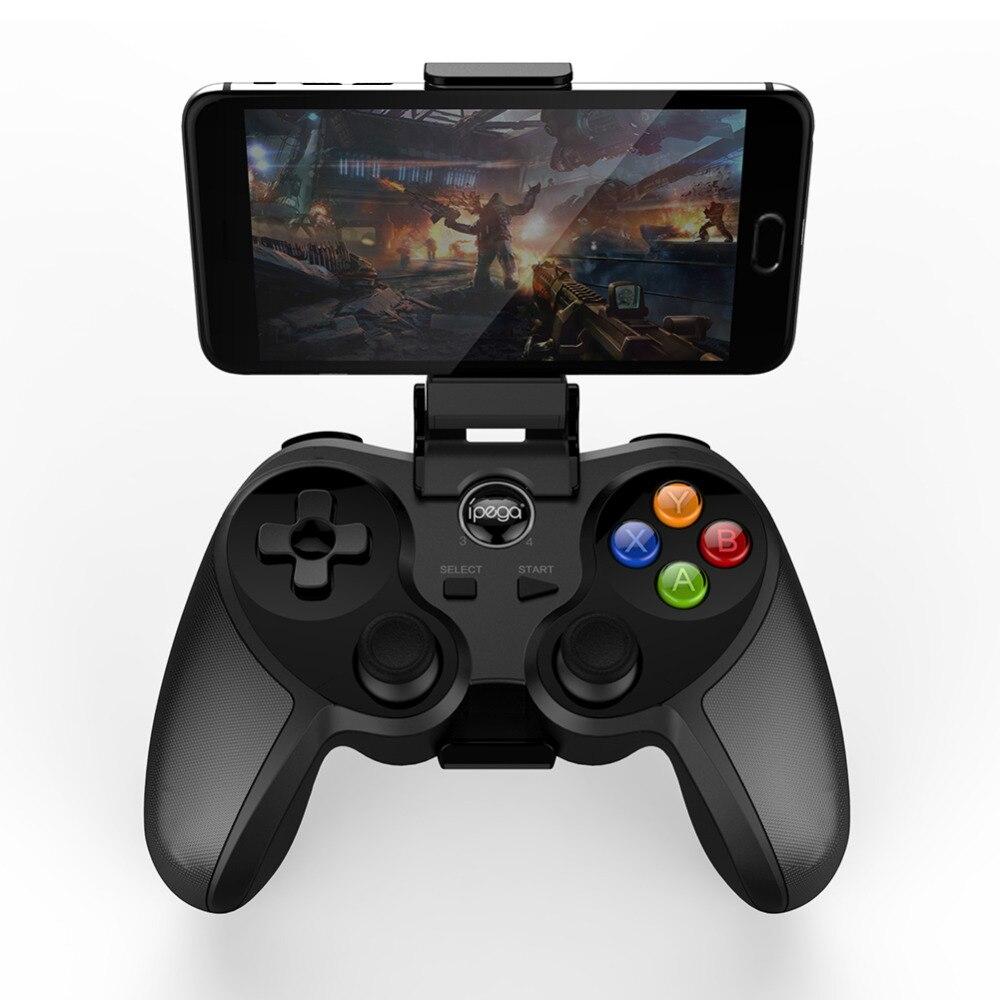 где купить iPega PG-9078 PG 9078 Wireless Bluetooth Joystick Gamepad Game Controller Adjusted Holder for Android/ iOS Tablet PC Smartphone по лучшей цене