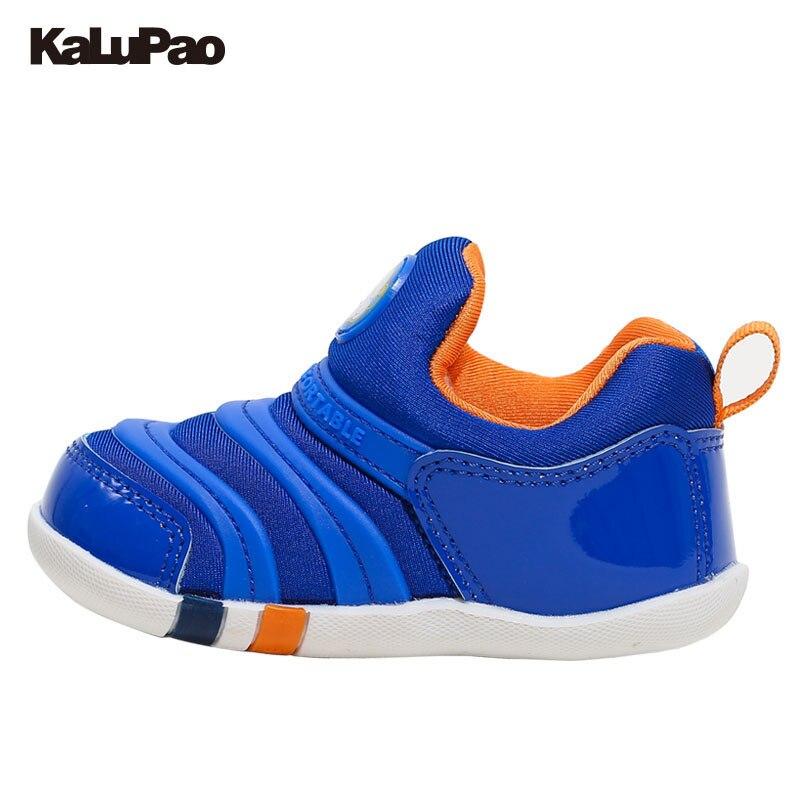KALUPAO Baby First Walker Girls Boys Summer Outdoor Non-slop Tooddler Shoes Us Half Size Infant Sneaker Shoes Casual Prewalker прогулочные коляски baby design walker lite