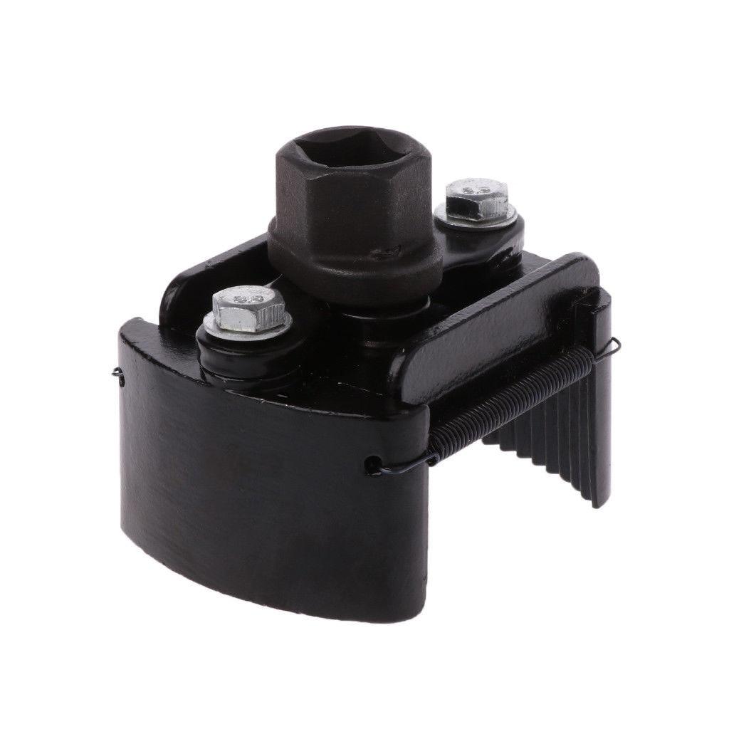 Universal 60-80mm ajustable filtro de aceite llave taza 1/2