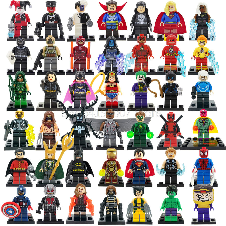 Brilliant 1pcs Model Building Blocks Action Figure Starwars Superheroes Jor-el Baby Friends Hobby Toys For Boys Diy Toys For Children Gift Model Building