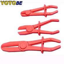 3 pz/set di Nylon Tubo Morsetto Tool Set Freno Carburante Acqua Linea Pinza Pinza Strumento Mani