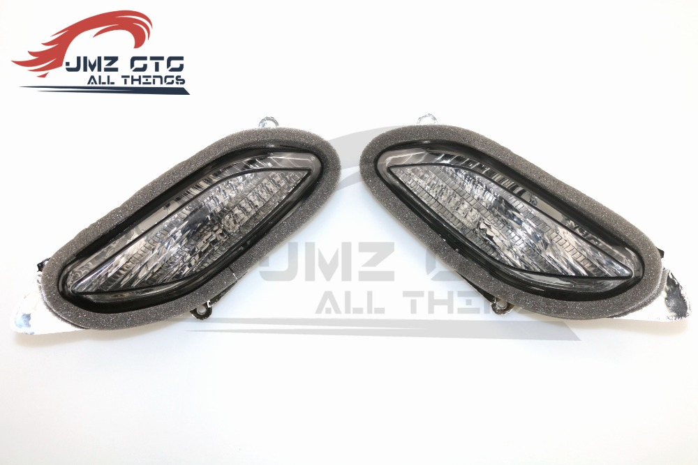 For Honda ST1300 2002-03-04-05-06-07-08-2009 Motorcycle Modified  Turn Lights LED Direction Lamp Decorative Signal Lights
