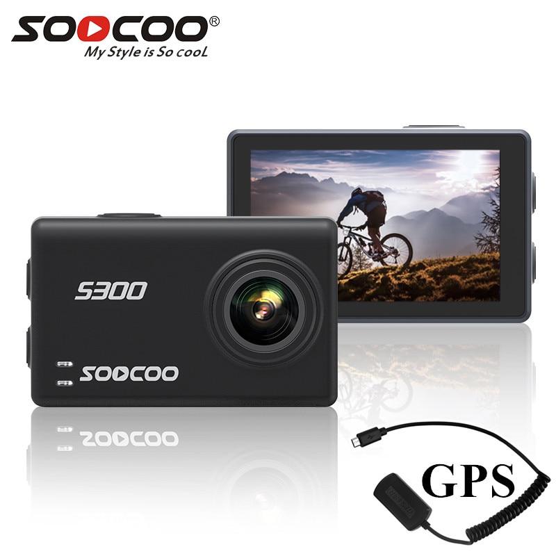 Soocoo S300 action camera 4k 30FPS 2.35