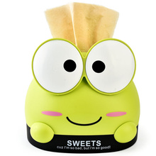 Creative Cute Cartoon Animal Tissue Box Living Room Household Paper Storage Desktop Tray Child Bedroom Decoration Gifts