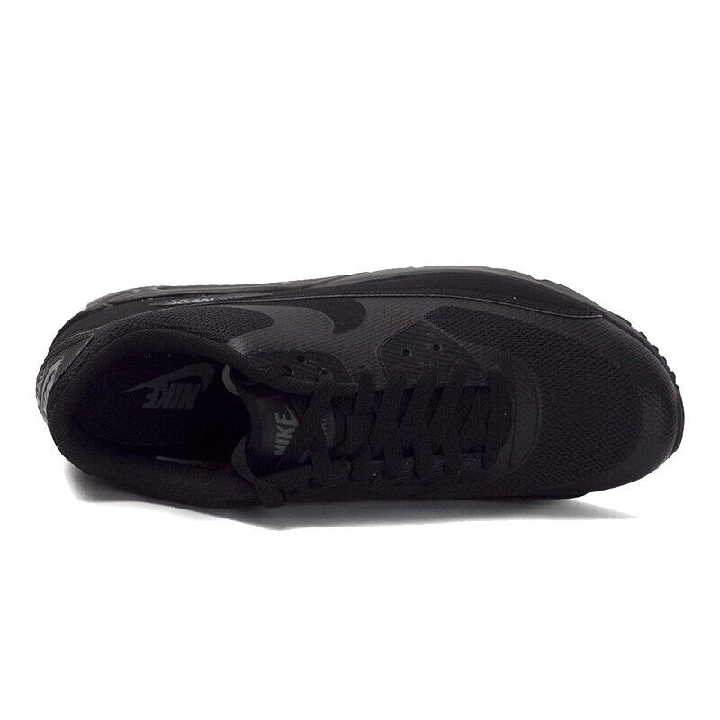Chaussures de course NIKE AIR MAX 90 authentiques pour hommes baskets en caoutchouc respirant à lacets Nike chaussures hommes confortables 875695 - 4