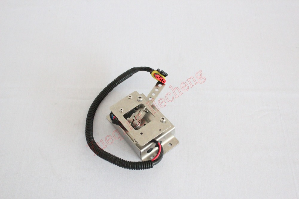 Throttle PB-6 Type 0-5K with Micro 3 wires EV throttle golf cart Potentiometer kid s box 2ed 6 pb