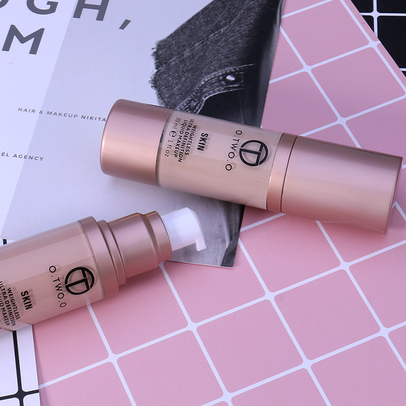 O. TWO. O 30ml Concealer Liquid Face Makeup Base Liquid Products