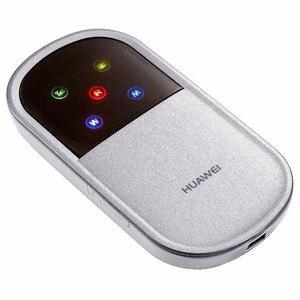 Image 2 - Desbloqueado Huawei E5830 3 Wi fi Roteadores G Router Modem 7.2Mbps Wi fi Hotspot Móvel 3G HSDPA WCDMA GSM Bolso router