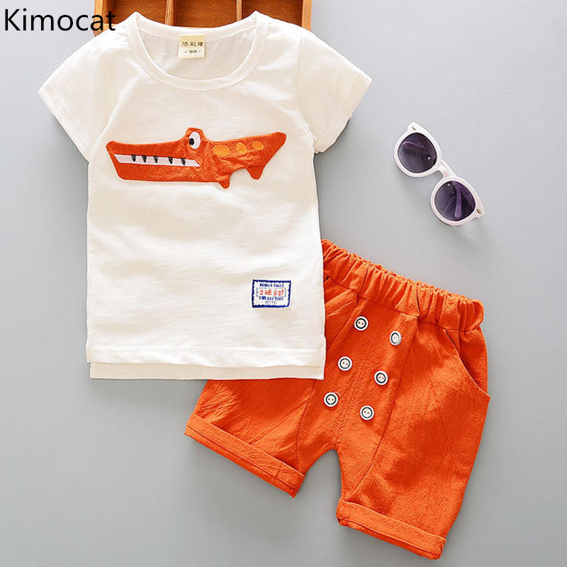 2017 baby boy and girl body suit quality 100% cotton children t shirt summer cartoon kid ...