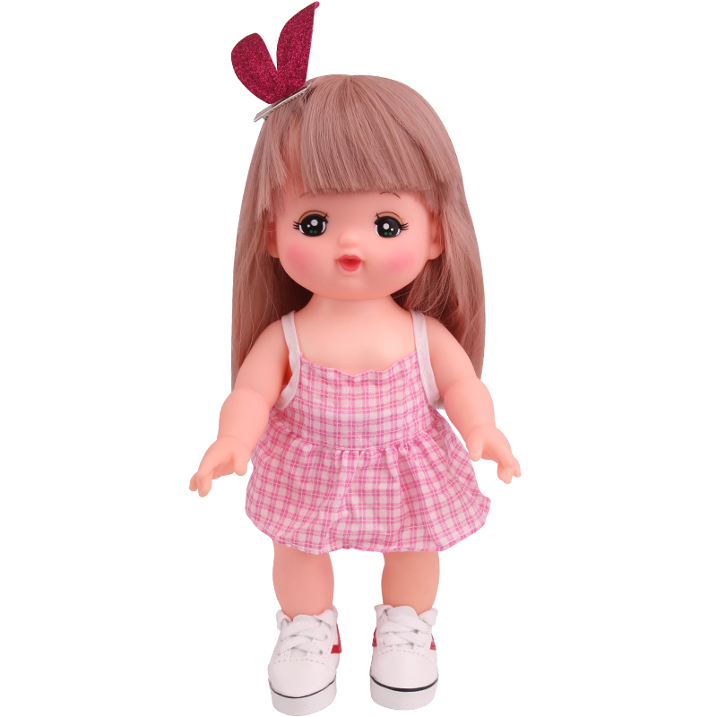 14 5 inch Girls doll fashionable 3 colors sports shoes PU American new born shoe Baby toys fit 16 inch Girls and Milo dolls x40 in Dolls Accessories from Toys Hobbies