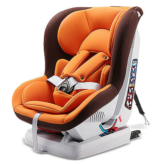 Convertible Child Car Safety Seats Isofix Hard Interface Five-Point Harness Infant Kids Booster Car Chair Newborn Baby Car Seat