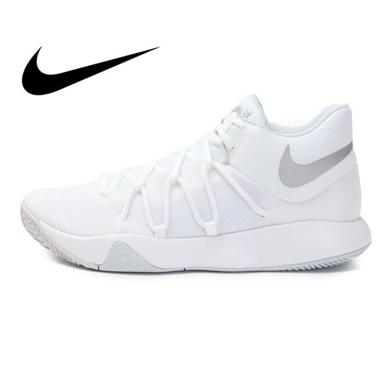 D'origine NIKE TREY 5 V EP Hommes de chaussures de basket à lacets Respirant Confortable Sport Officiel Low-cut Durable Sneakers 921540