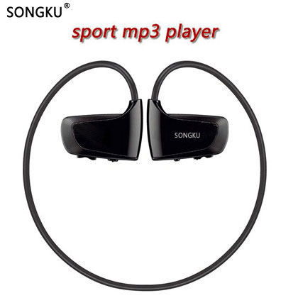 SONGKU W262 8GB 16GB Mp3 Player Sports MP3 Music Player Walkman Earphone Headphone Running Mp3 Player PK WS413 WS615