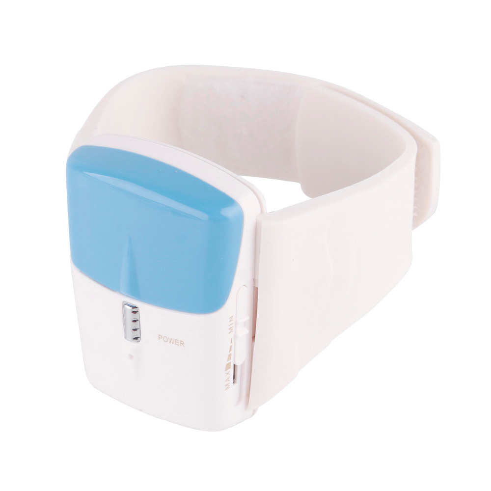 Biofeedback Snore Stopper electronic massage to reduce snoring Sleeping insomnia Stop Snoring Wristband Body Treatment