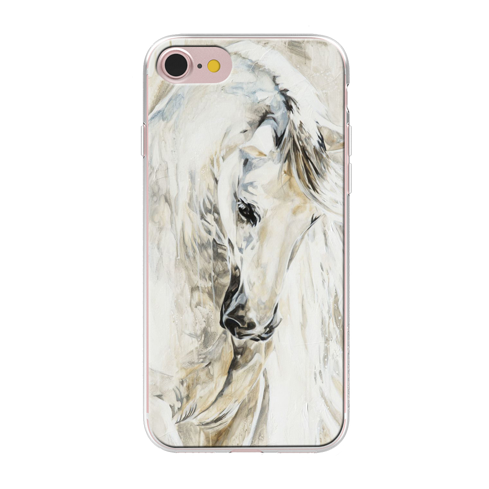 coque iphone 7 horse