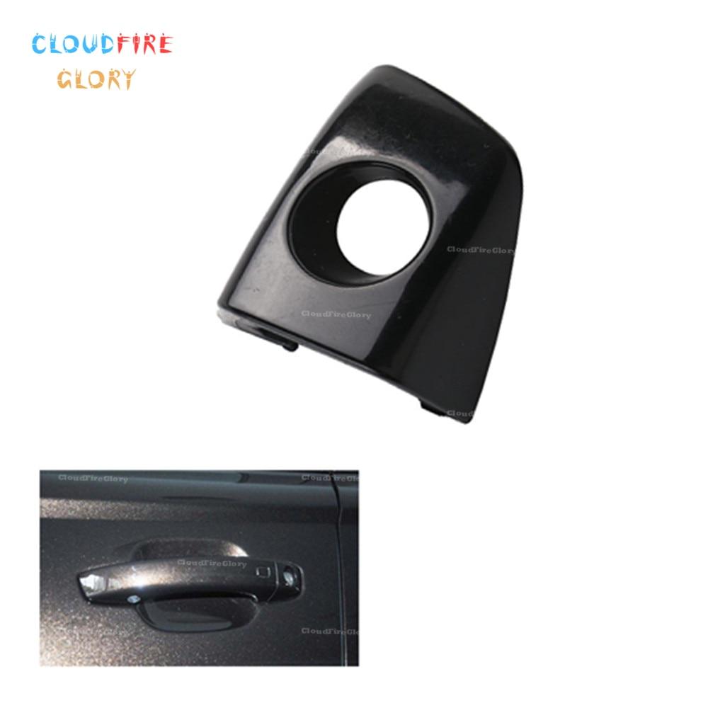 OE Exterior Door Handle Key Hole Cover Cap For Audi A6 C7 A7 A8