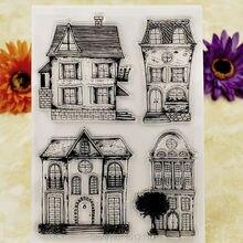 Счет записки штамп карт фото ясно дом прозрачный diy см