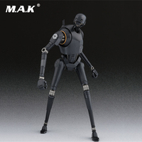 Collectible Anime Figure Star Wars Rogue One K 2SO 6'' 15CM Action Figure Collection Model Toy Brinquedos Figurals Gift Boxed