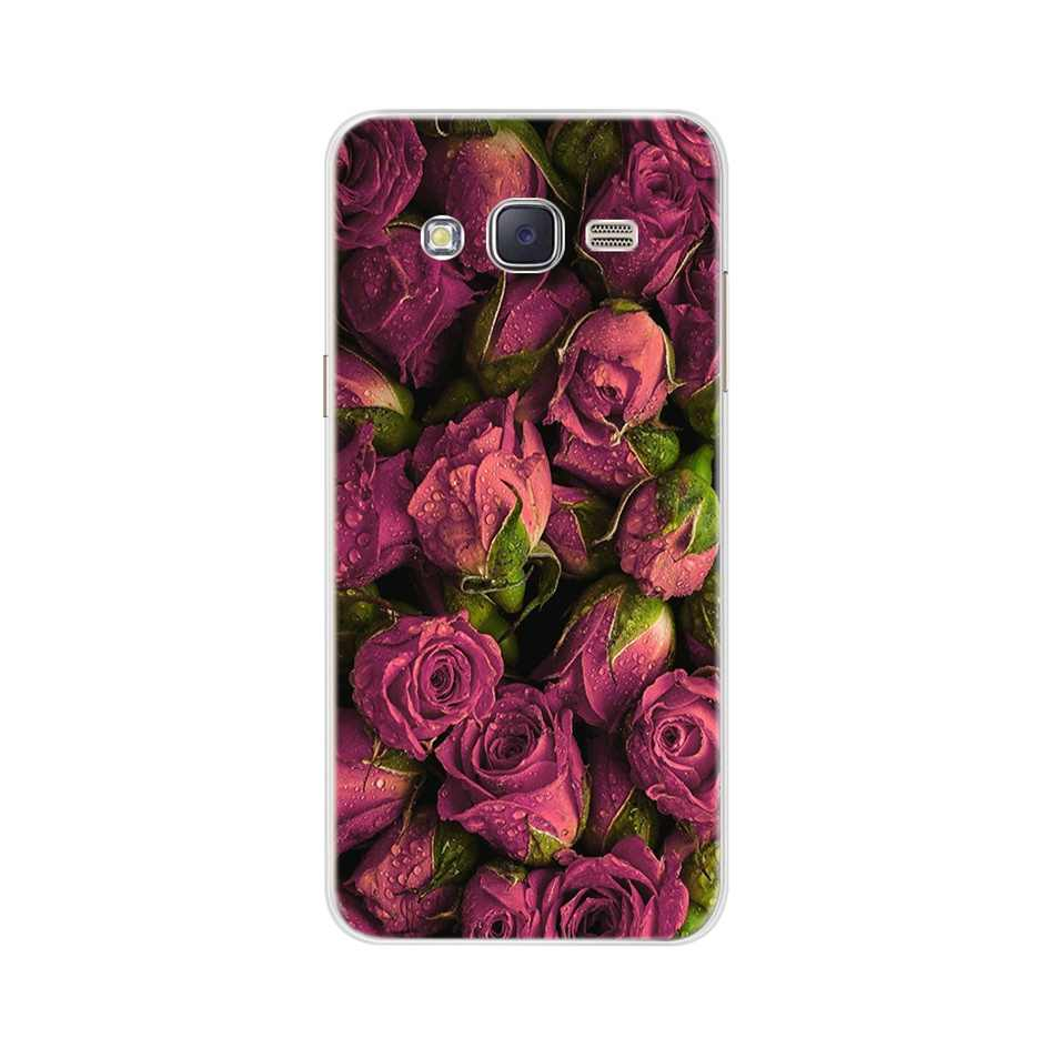 Carcasa estampada bonita para Samsung Galaxy J2 Prime G532 Fundas de silicona suave para Samsung Galaxy J2 J 2 Prime G532F