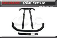 Carbon Fiber / FRP Fiber Glass Bodykits Fit For 14 16 VW GOLF 7 VII MK7 MK VII R Rline Hatchback Pre Facelift RZ Style Body Kit
