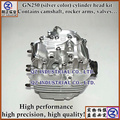 New and top quality mechanical type for SUZUKI 250cc motorcycle engine parts GN250 cylinder head kit