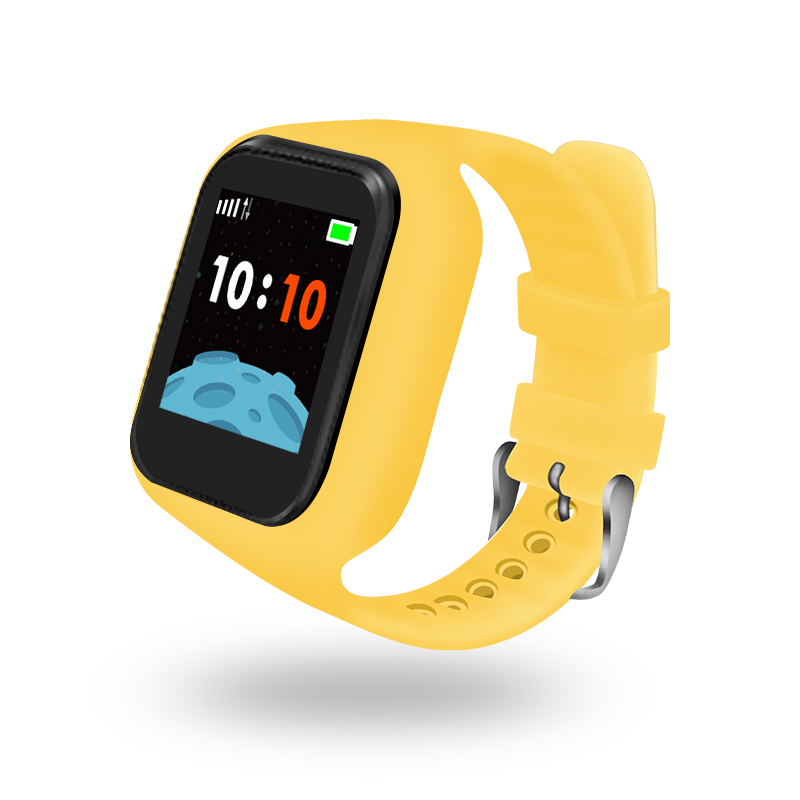 ZGPAX S66 New GPS Smart Watch for Kids Remote Voice Monitoring Real time Chat Global Tracking On line Camera Changeable Band SOS - 3