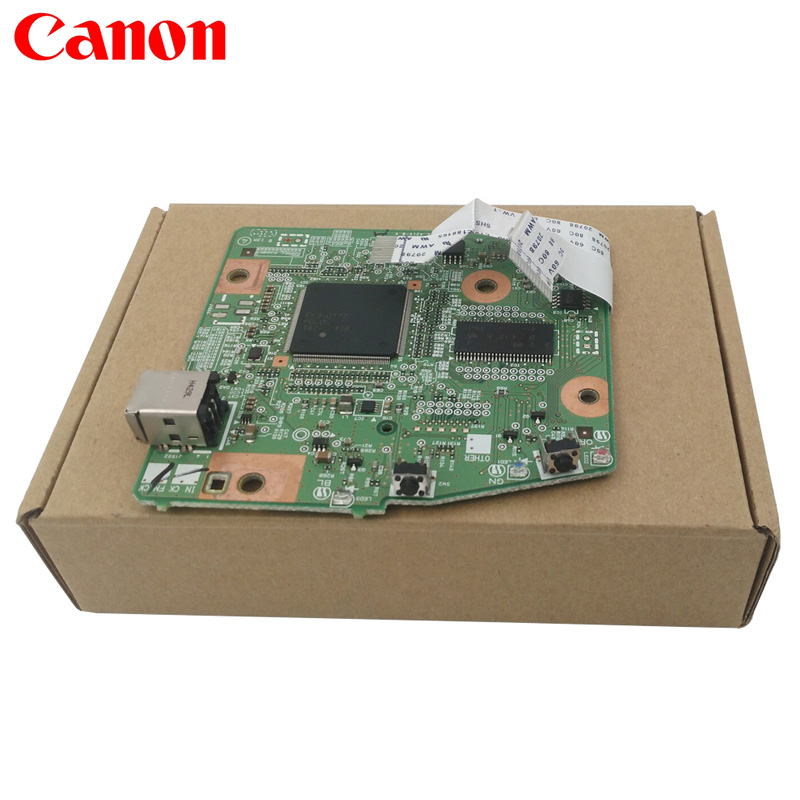 FORMATTER PCA ASSY Formatter Board logic Main Board MainBoard mother board For Canon LBP-6030W  LBP-6040W LBP-6018W FM1-F894 боковые кусачки topex 180 мм 32d107