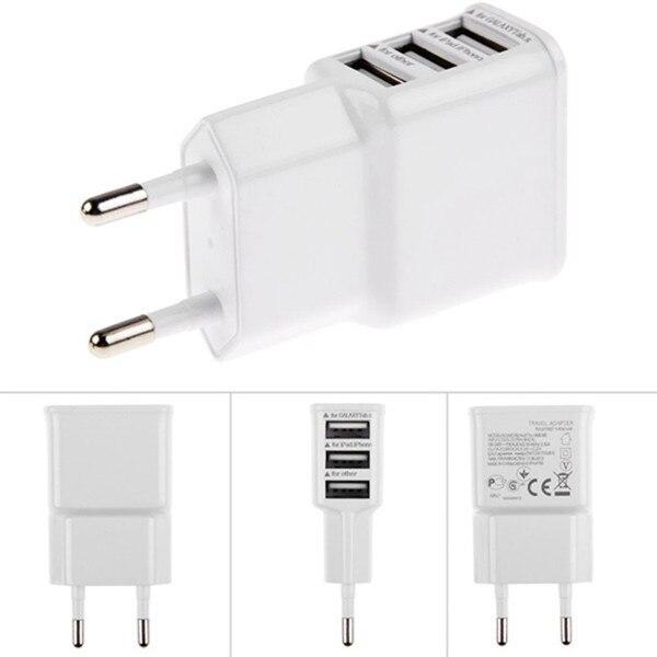 5V 2A EU Multi font b USB b font Charger Device Plug For Oneplus iPhone 6