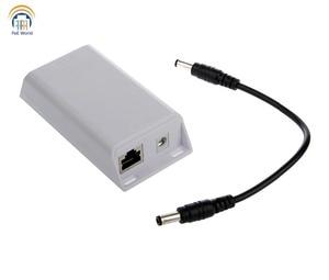 Image 1 - PoE Conversor Conversor de POE 802.3at compatível para 24 v Passiva, gigabit PoE Splitter para UBNT/Mikrotik com Saída 24V25w