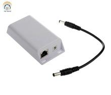 PoE Converter 802.3at compatible Converter from POE to 24V Passive, gigabit PoE Splitter for UBNT / Mikrotik with 24V25w Output