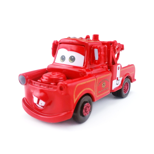 disney pixar cars red