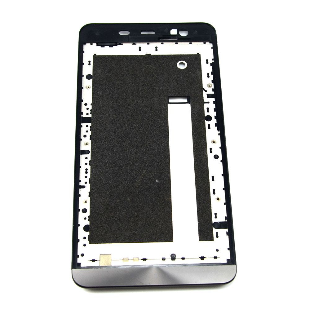 Onecell 10pcs/lot LCD Front Housing Cover Frame Bezel For Asus Zenfone 6 A600CG