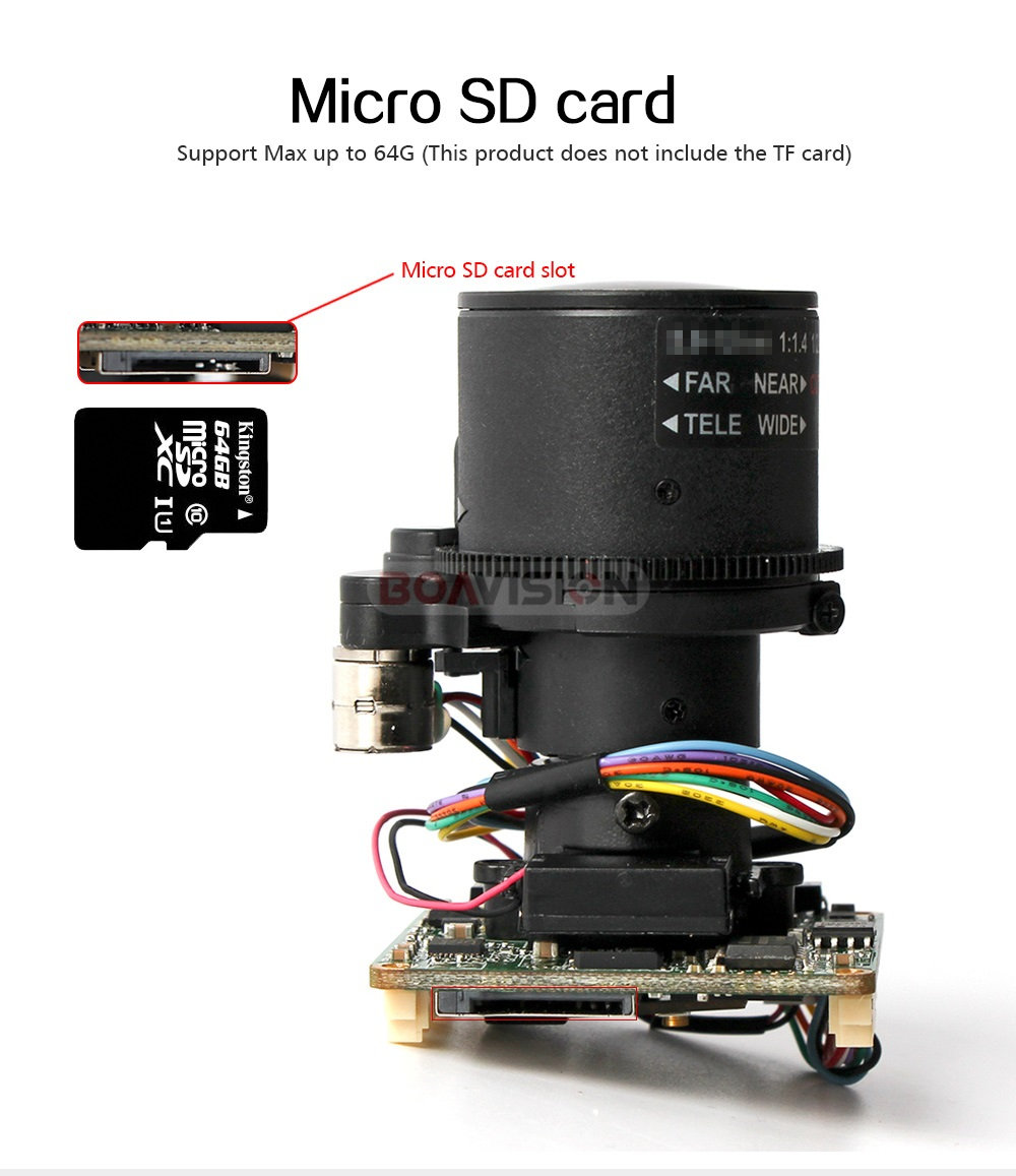 08 1080P Wifi IP Camera