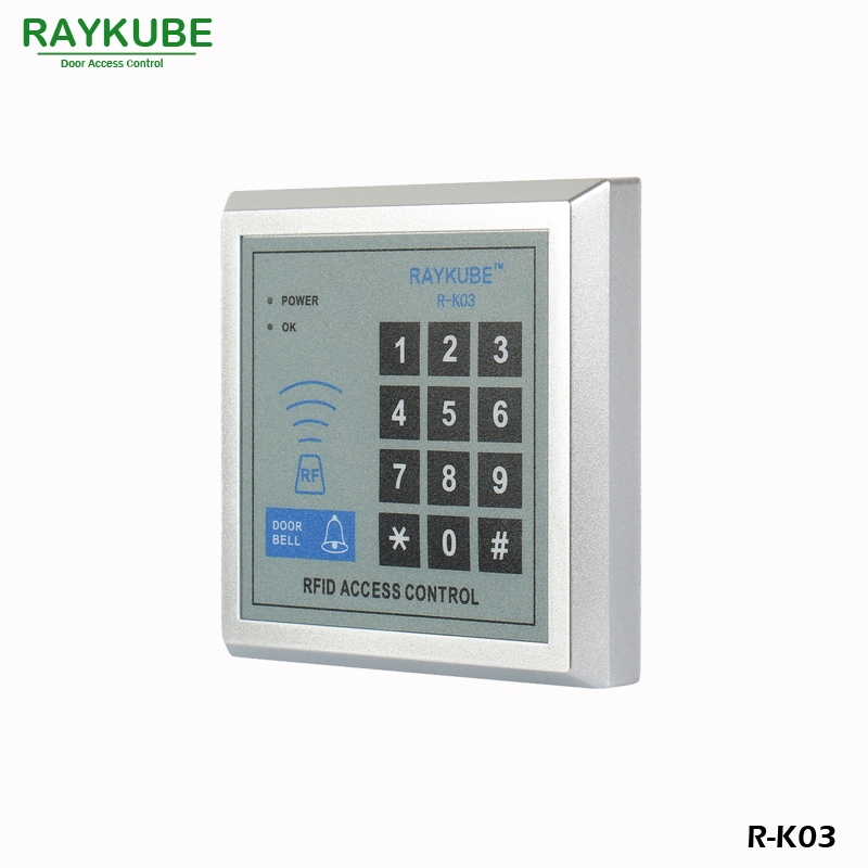 RAYKUBE Комплект Системы Контроля - Безопасность и защита - Фотография 4