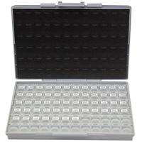 Aidetek SMT SMD 0805 Size Capacitor Kit With Enclosure 50 V X 10 Pcs C0810