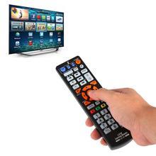 وحدة تحكم عن بعد ذكية عالمية تعمل بالأشعة تحت الحمراء مع وظيفة التعلم للتلفزيون CBL DVD SAT ل L336