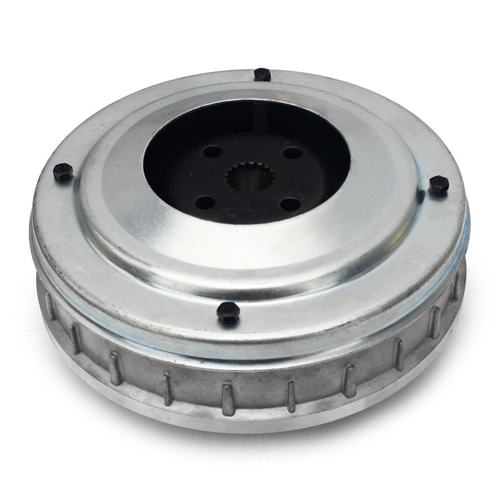 BIKINGBOY Primary Clutch CVT Drive Set For HiSUN ATV400 UTV400 MSU400 YS400 MASSIMO SUPERMACH MENARDS YARDSPORT 21321 F12 0000 - 5