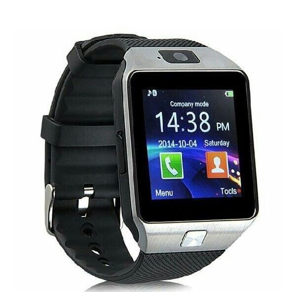 Neue Smart Uhr DZ09 Uhr Sync Notifier Unterstützung Sim Karte Bluetooth Konnektivität für Apple iphone Android Telefon Smartwatch