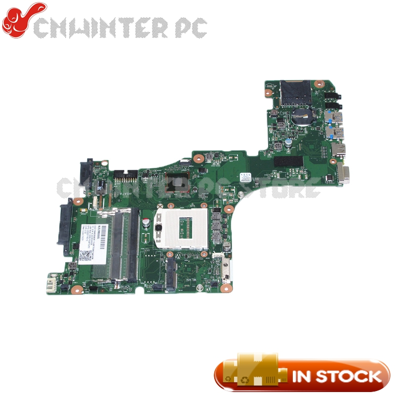 NOKOTION V000318010 for toshiba satellite L55 L55-A laptop motherboard CR10S-6050A2555901-MB-A02 UMA DDR3L паста колеровочная parade 0 25л 207 солнце