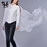 Furtalk Ultra Soft Silk Pashmina Wool Blend Scarf Wrap