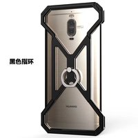 100 New Ultra Thin Aluminum Metal Shockproof Bumper Mobile Phone Case For Huawei Mate 9 Pro