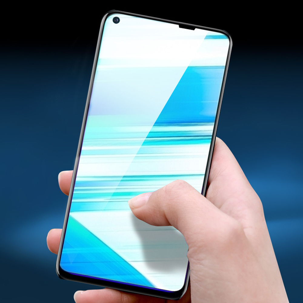 10pcs Glass Protective Film 9D Full Cover Tempered Glass For Vivo Z5X Screen Protector Anti Blue Ray Glass film in Phone Screen Protectors from Cellphones Telecommunications