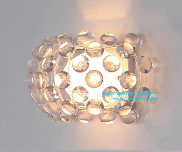 Hot selling foscarini caboche wall lamp wall sconce 1 light white in hot selling foscarini caboche wall lamp wall sconce 1 light white aloadofball Images