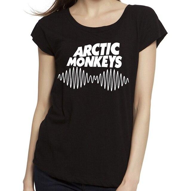 182f0c6784cf Women Arctic Monkeys tshirtS Cotton O Neck T Shirt Breaking Bad Heisenberg London  Boy Woman Tops