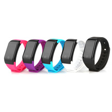 X7 Wristband Heart Health Monitor Devices With Bluetooth font b Smart b font Band Pedometer Oximetry