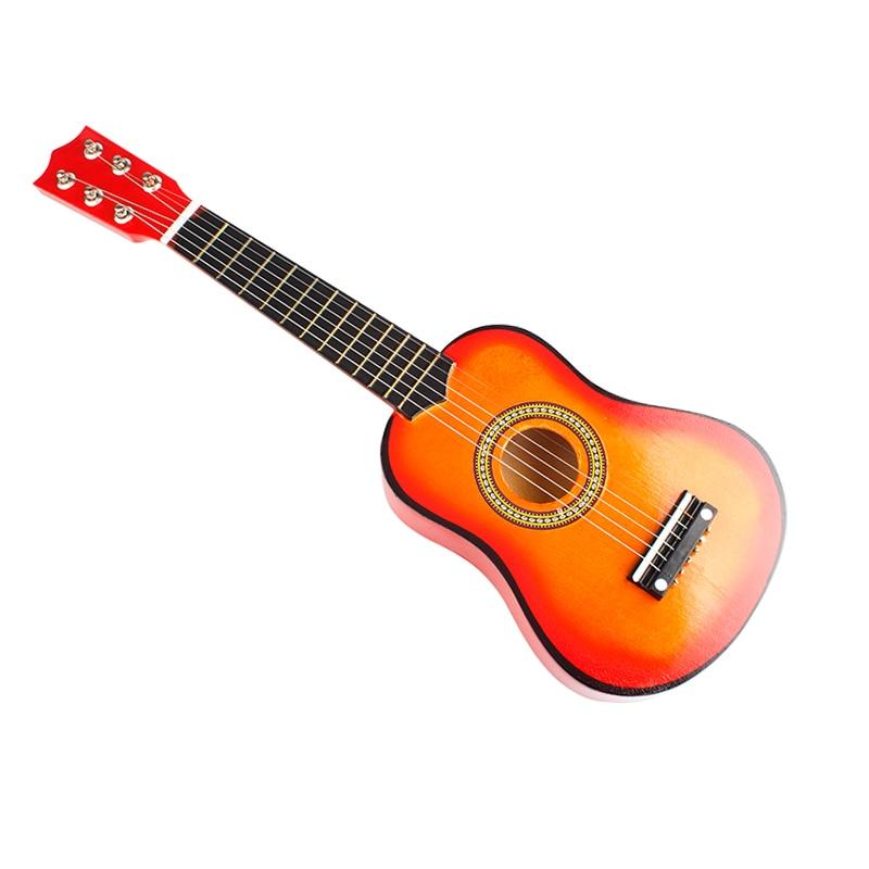 SOACH ukulele concert 21 Inch 6-snarige akoestische gitaar Kids - Muziekinstrumenten - Foto 3