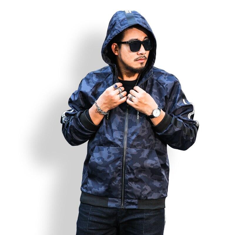 8XL 7XL 6XL Plus Size Mens Camouflage Jacket Coat Spring Fashion Hooded Bomber Parka Coats Men Waterproof Windbreaker