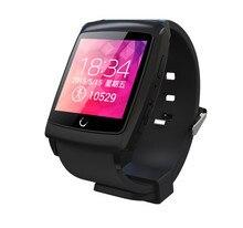 ต้นฉบับu watch u18 smart watchที่มีบลูทูธv4 dual coreจอips android 4.4 gps wifiกันน้ำเข็มทิศนอนตรวจสอบ