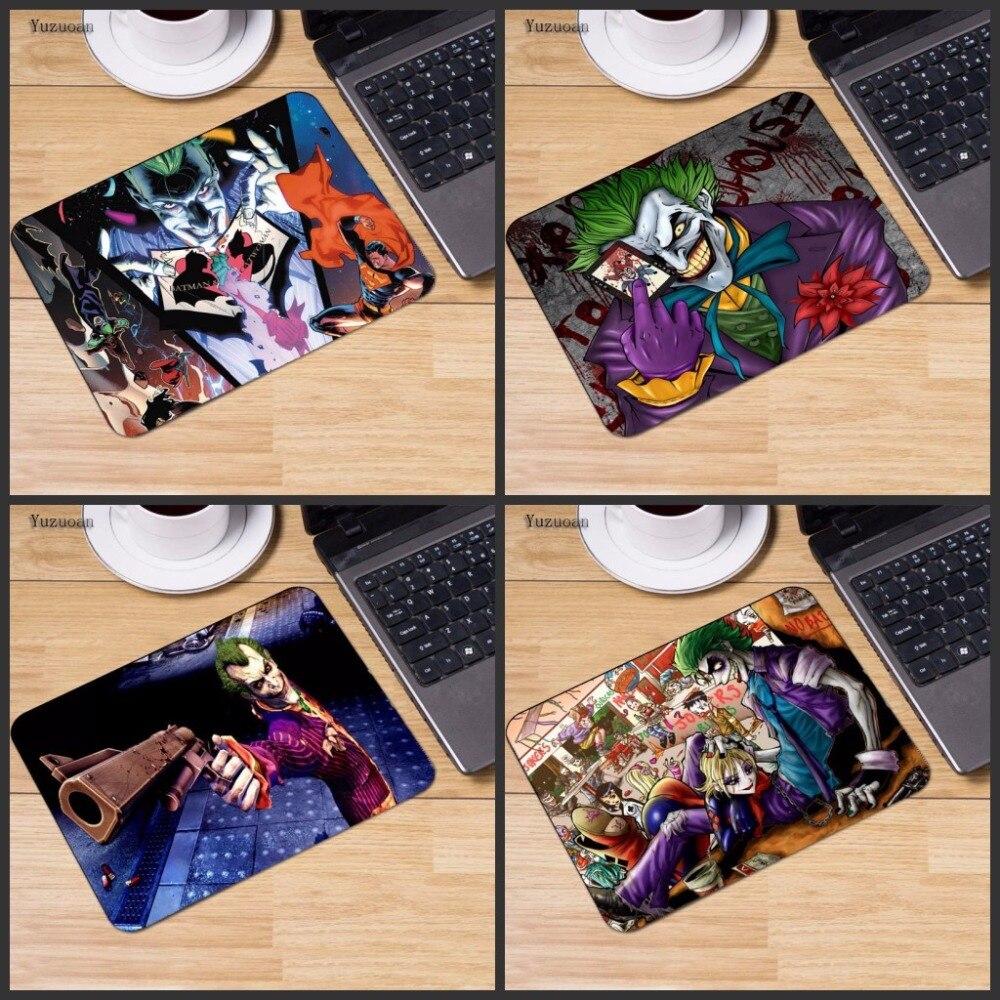 Yuzuoan Batman Joker Animal Mousepad Computer PC Loptop ...